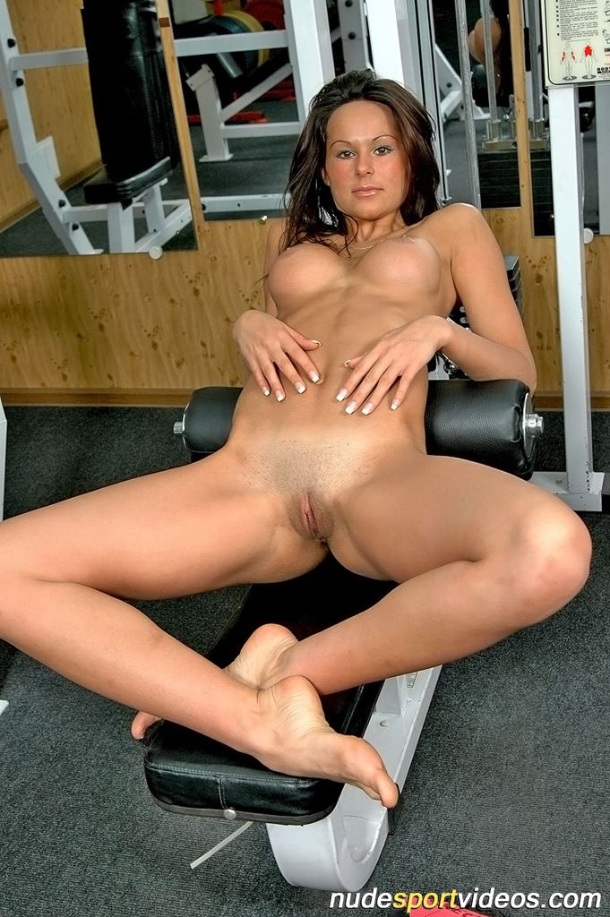 Workout naked nude women